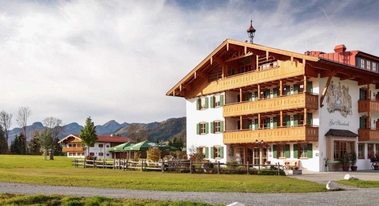 Hotel & Chalets Gut Steinbach - Außenansicht