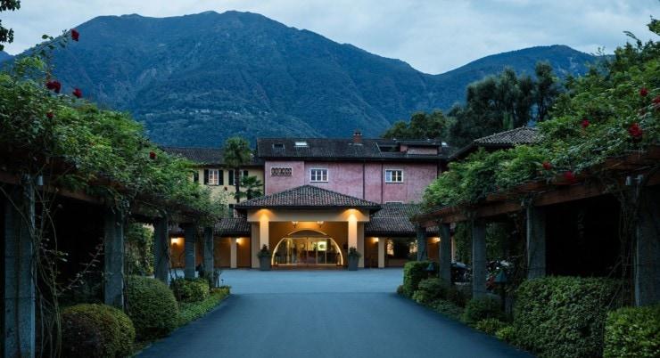 Castello del Sole Ascona - Außen 2