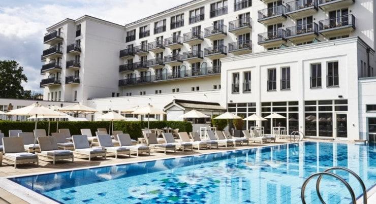 Steigenberger Grandhotel & Spa Heringsdorf - Außenpool