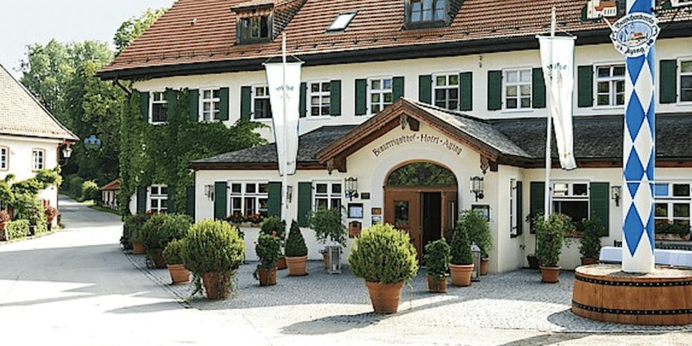 Brauerei-gasthof Hotel Aying