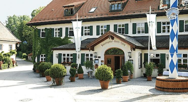 Brauereigasthof Hotel Aying - Titelbild