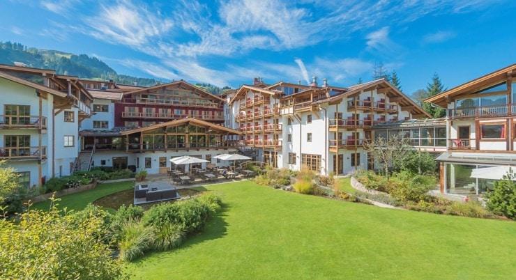Hotel Kitzhof - Außenansicht