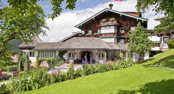 Tennerhof - außen ansicht