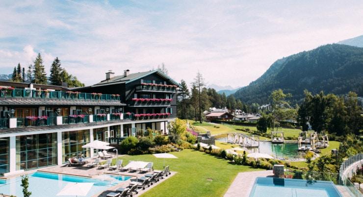 Astoria Resort - von außen