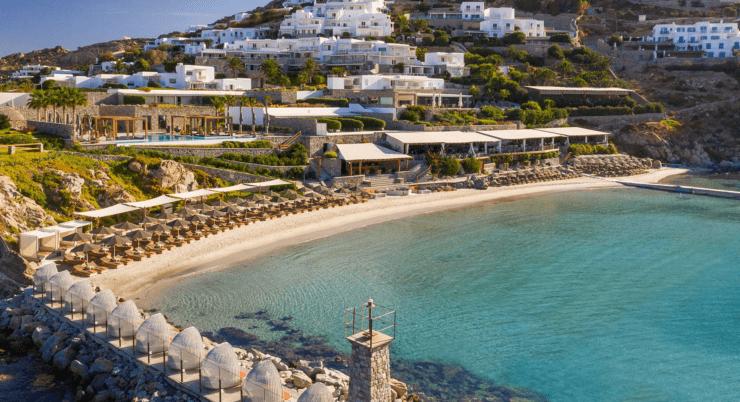 Santa Marina Mykonos - Bucht