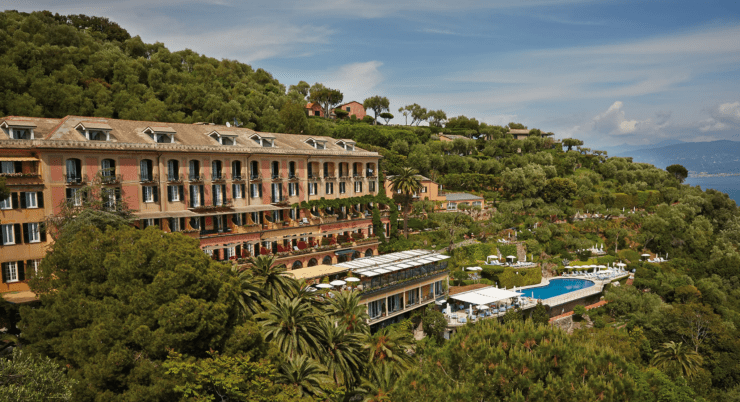 Belmond Hotel Splendido - außen hero