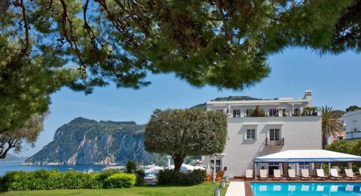 J.K. Place Capri - anlange