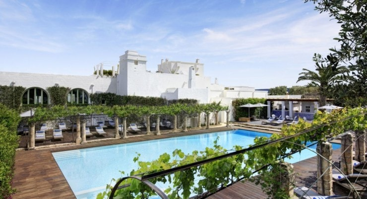 Masseria Torre Maizza - Pool 2