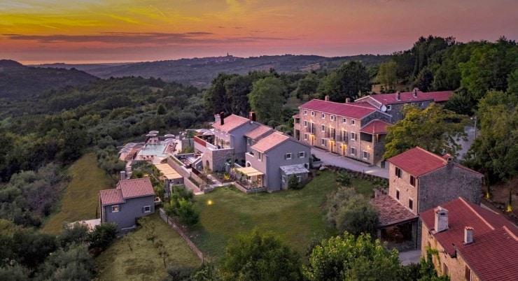 San Canzian Village & Hotel - Außen