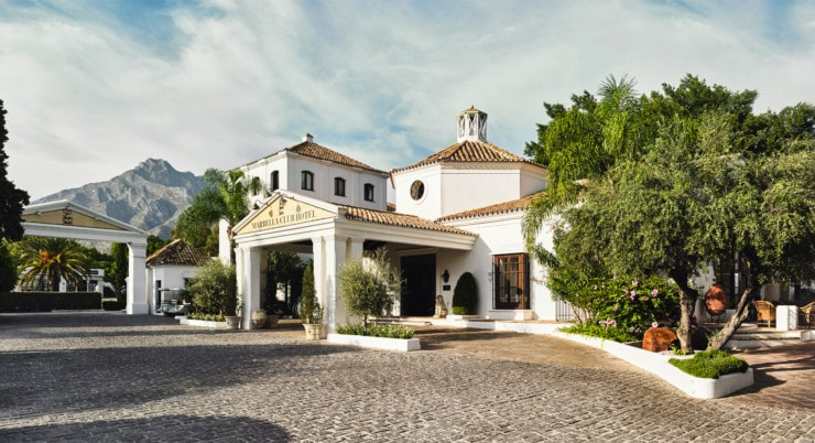 Marbella Club Hotel, Golf Resort & Spa - außen