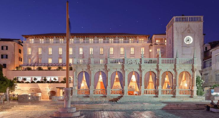 Palace Elisabeth - außen