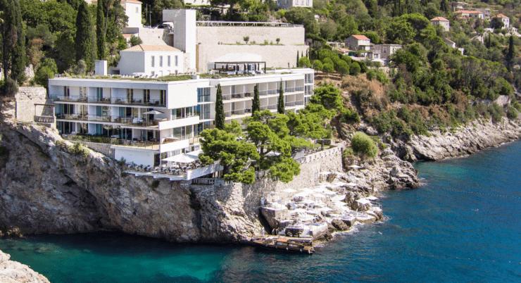 Villa Dubrovnik - außen