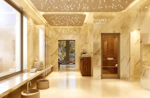 Chenot Palace -spa