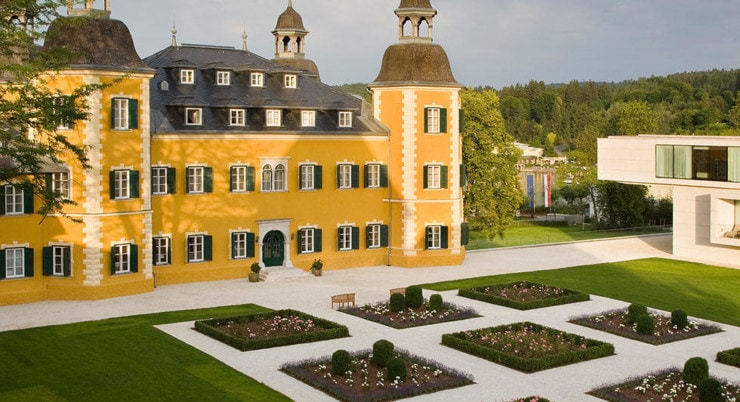 Falkensteiner Schlosshotel Velden - außen