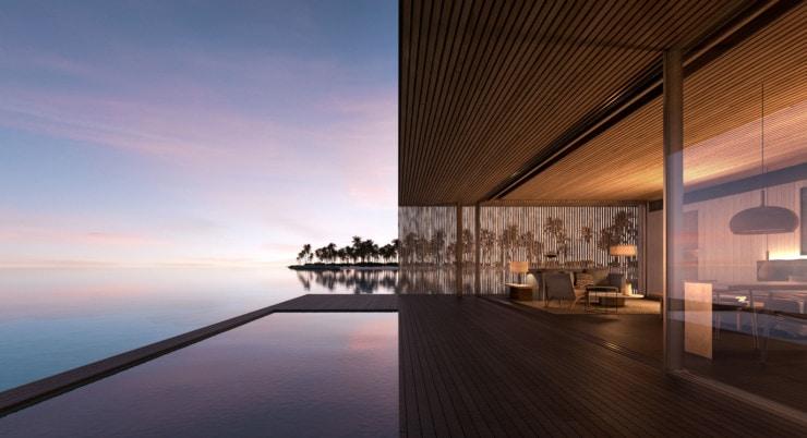 Patina Maldives, Fari Islands - privater pool